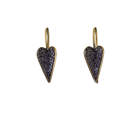 Black Diamond Eros Earrings - TWISTonline