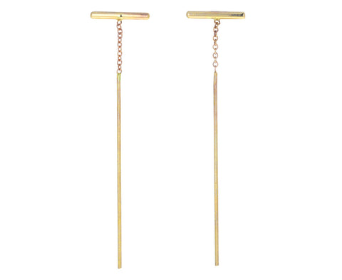 Linea Threader Earrings