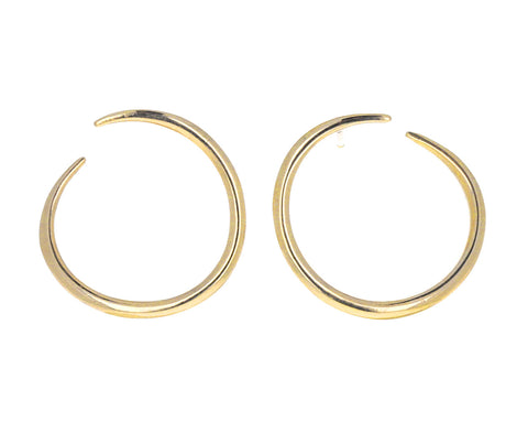 Esme Illusion Loop Earrings