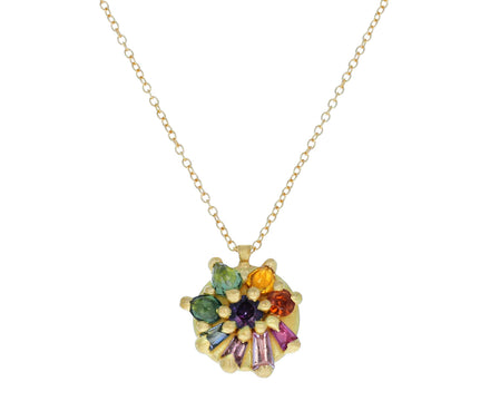 Blossom Crush Lyra Necklace