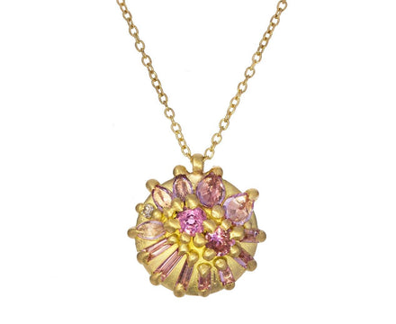 Lotus Dome Pendant Necklace - TWISTonline