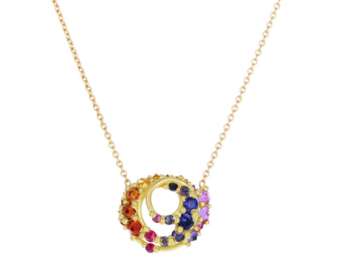 Supernova Ursa Pendant Necklace - TWISTonline