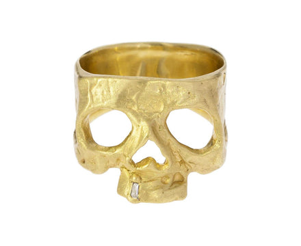 Snaggletooth Nebula Skull Ring - TWISTonline