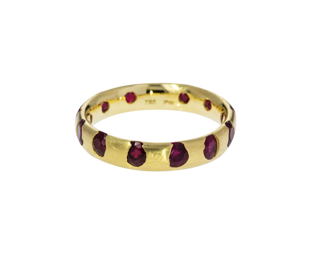 Ruby Celeste Crystal Band