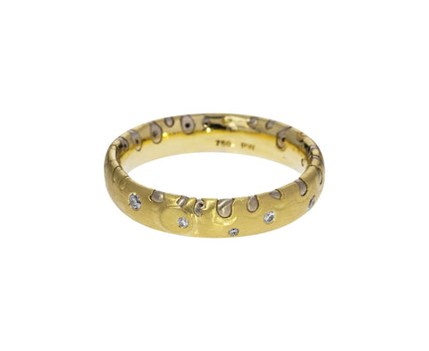 Grain Ring with Diamonds - TWISTonline