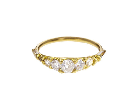 Miners Cut Diamond Halo Ring zoom 1_polly_wales_gold_diamond_split_halo_ring