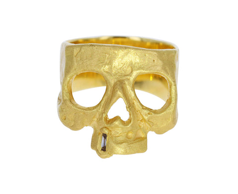 Snaggletooth Skull Ring - TWISTonline
