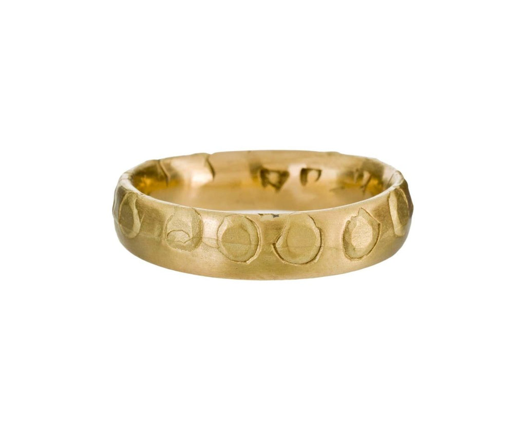 Yellow Gold Umbra Band zoom 1