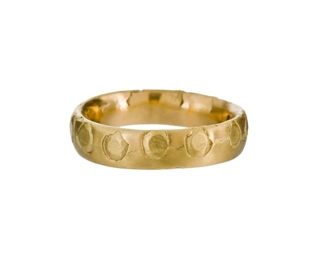 Yellow Gold Umbra Band - TWISTonline