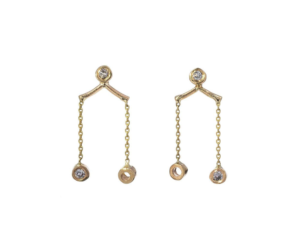 Dot Dot Dangle Earrings - TWISTonline