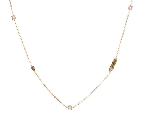 Stardust Diamond Necklace - TWISTonline