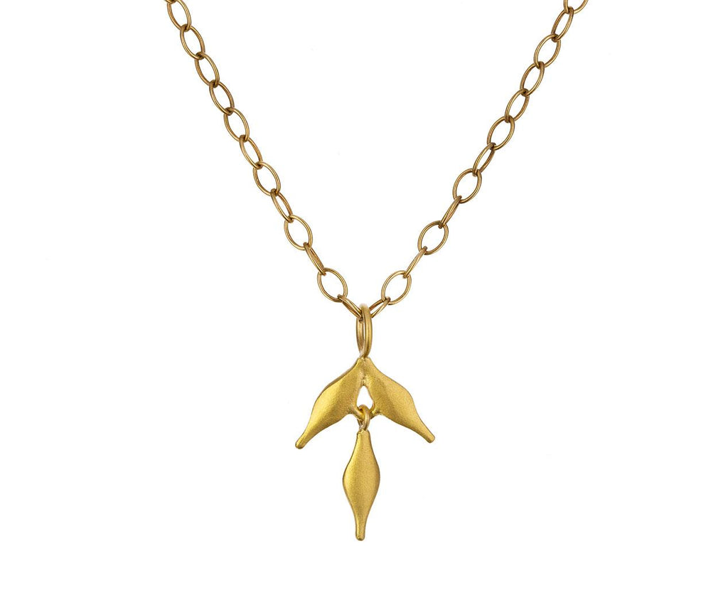 Flexible Wheat Charm Pendant ONLY - TWISTonline
