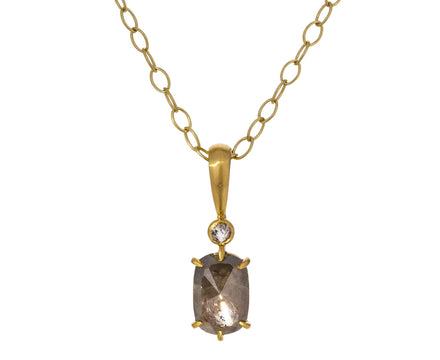 Rustic Diamond Pendant ONLY - TWISTonline
