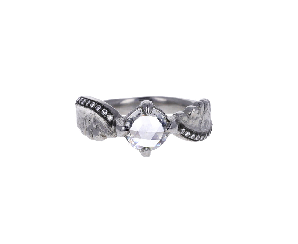 Moghul Diamond Winged Victory Ring