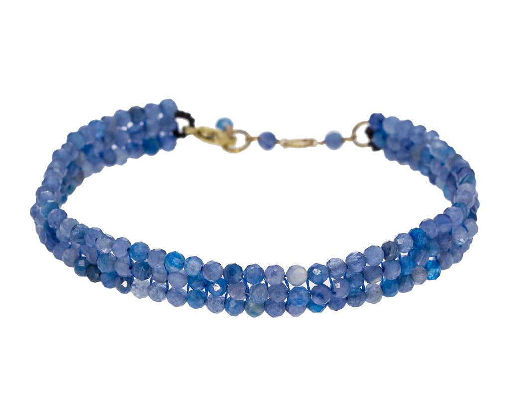 Kyanite Beaded Bracelet zoom 1_danielle_welmond_kyanite_bead_bracelet
