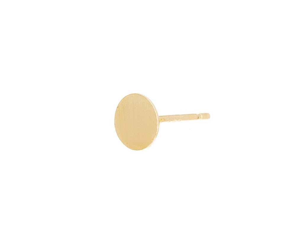 5mm Gold Sequin SINGLE EARRING - TWISTonline