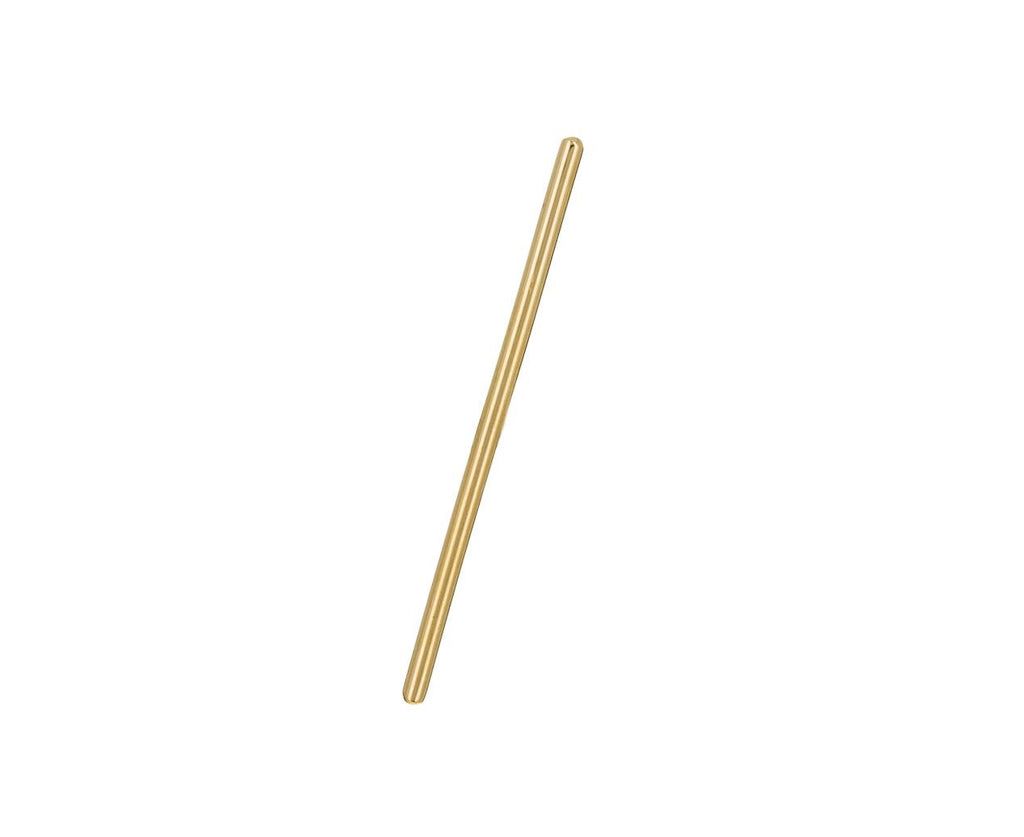 Gold Stick SINGLE EARRING zoom 1_kathleen_whitaker_gold_stick_stud_single_earring