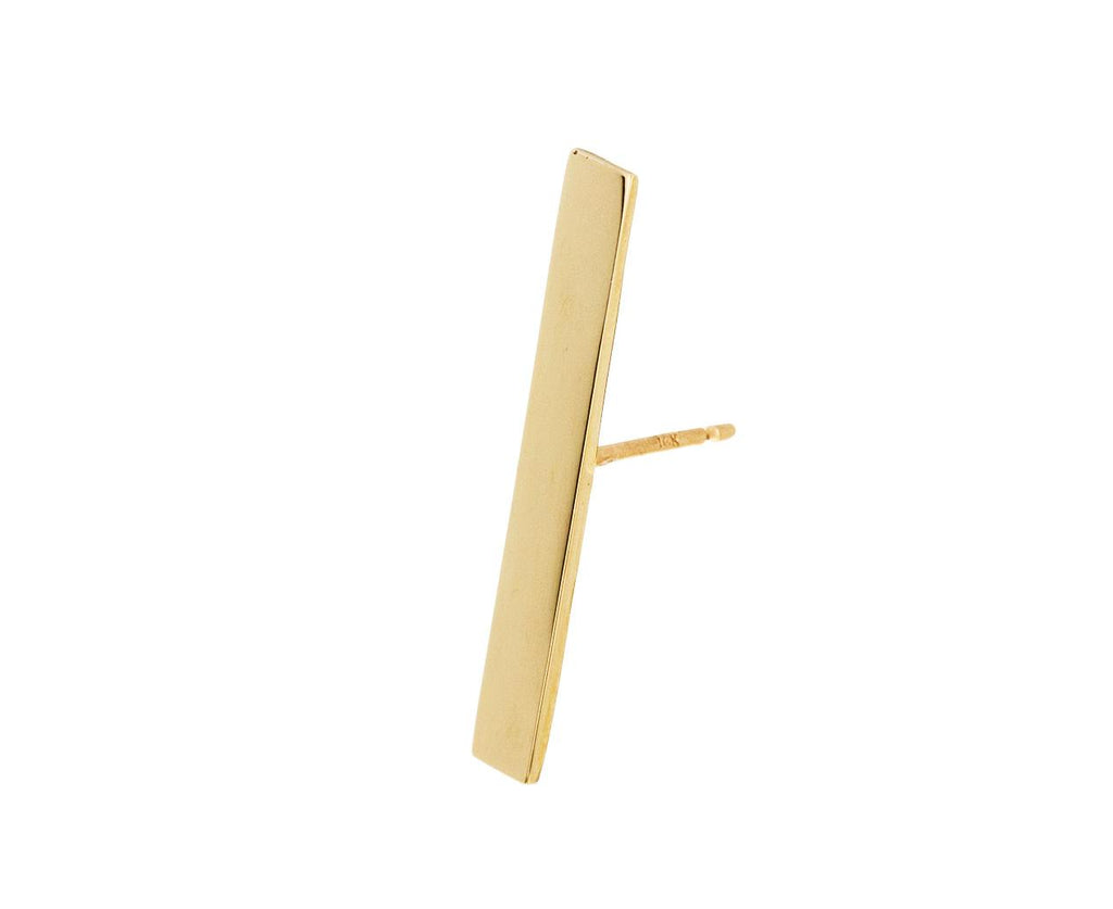 Thin Plate SINGLE EARRING - TWISTonline