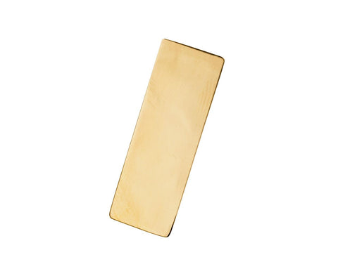 Gold Plane SINGLE EARRING - TWISTonline