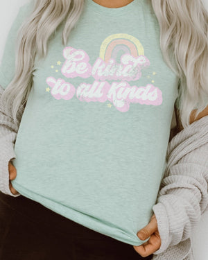 be kind to all kinds tee