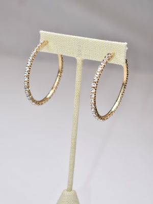 kylie earrings - poppy & rose clothing