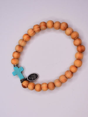 shop well bracelet - poppy & rose clothing