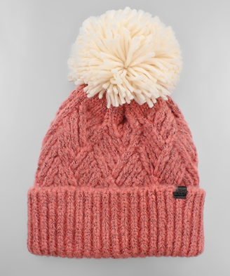 yarn beanie // rose - poppy & rose clothing