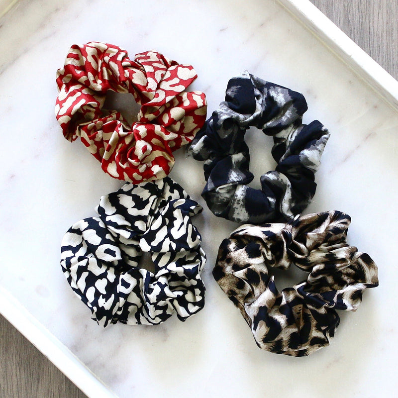 hair scrunchies - poppy & rose clothing