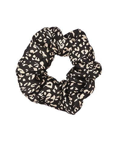 hair scrunchies // b & w - poppy & rose clothing