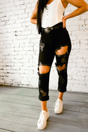 freedom jeans - poppy & rose clothing