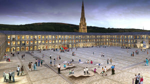 The Piece Hall: an important piece of textile history