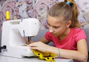Why It's Important To Teach Kids To Sew