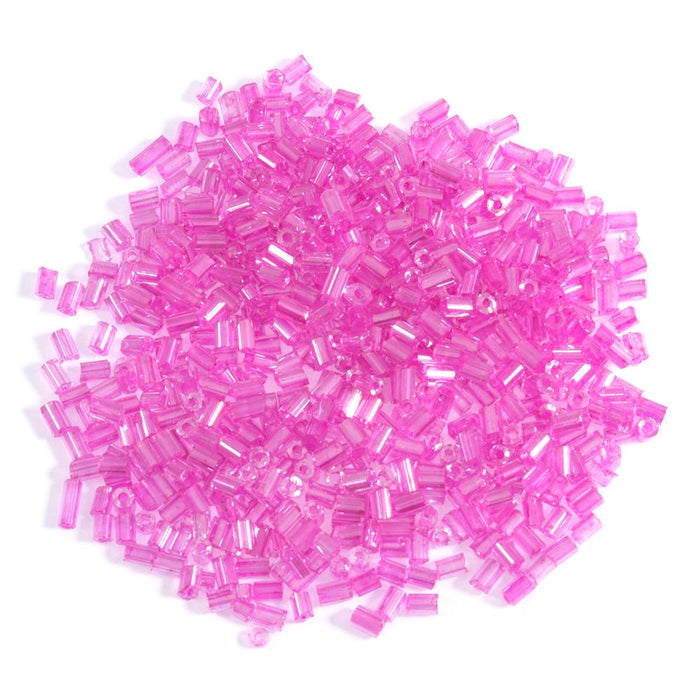 Extra Value Rocailles Beads: Fuchsia: Packs of 30g