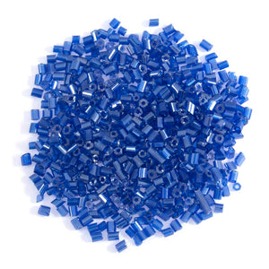 Extra Value Rocailles Beads: Purple: Packs of 30g