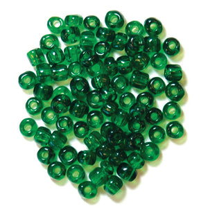 Extra Value E.Beads: Green: Packs of 30g