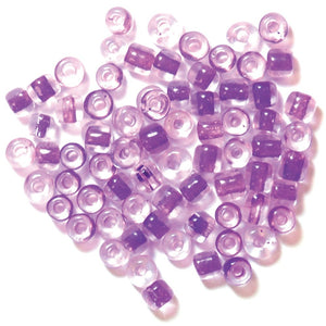 Extra Value E.Beads: Lilac: Packs of 30g