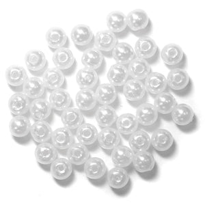 Extra Value Pearls 5mm Pearl:  Packs of 220