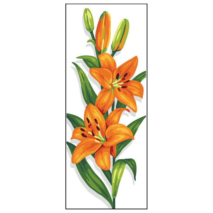 Canvas: Royal Paris: Tiger Lilies