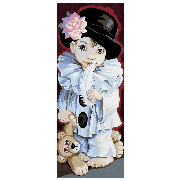 Canvas: Royal Paris: Pierrot Pio