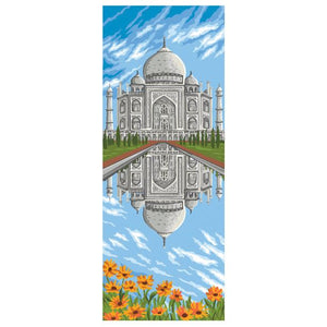 Canvas: Royal Paris: The Taj Mahal