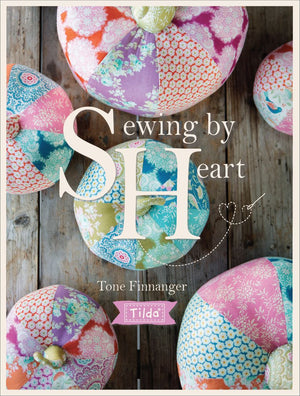 Book: Sewing By Heart