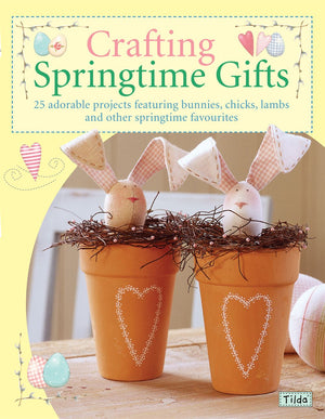 Book: Crafting Springtime Gifts