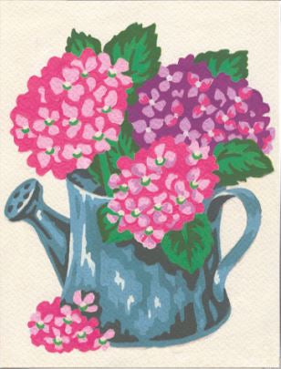 Tapestry Kit: Hydrangeas