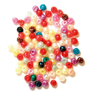 Pearls: 3mm: Multi: Packs of 7g
