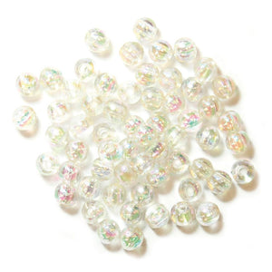 Pearls: 4mm: Aurora: Packs of 7g