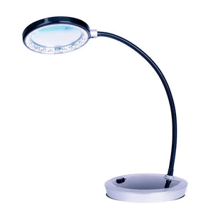 Deluxe Use Anywhere Magnifying Table Lamp