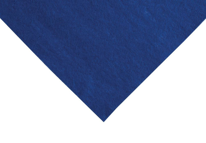 Felt: Wool: Roll: 5m x 180cm: Royal Blue