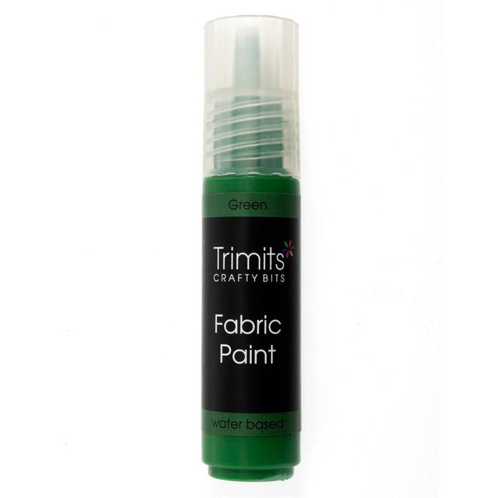 Fabric Paint: Pen: 20ml: Green