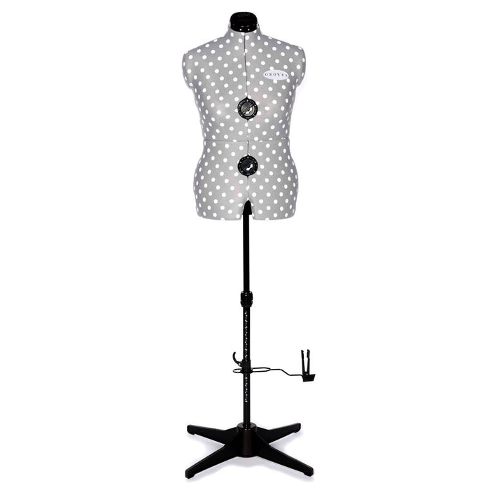 Dress Form: 8 Part: Grey Spot: Medium