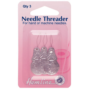 Needle Threader: Aluminium
